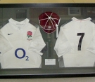 Double Rugby Shirt Framing in 3D