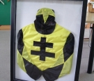 Jockey Suit Framing