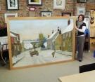 Large Artwork Framing