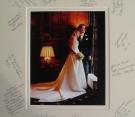 Signed Wedding Mount